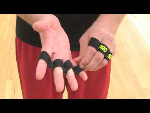 ProShot Basketball Shooting Aid: How To Wear
