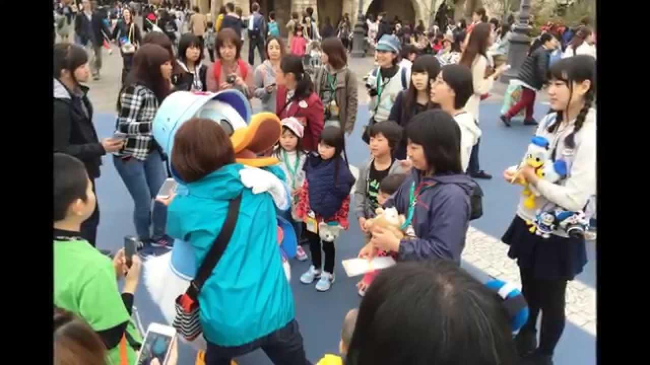 2015 東京ディズニーリゾート 家族旅行 - youtube