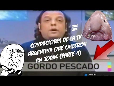 conductores de la tv argentina que calleron en jodas (parte 4)