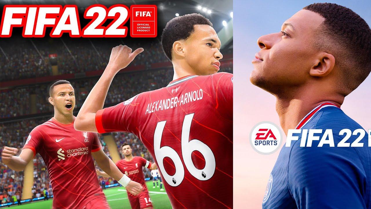 FIFA 22 OYNANIŞ (GAMEPLAY) NASIL OLACAK?   FIFA 22 OYNADIM AMA GÖSTEREMİYORUM! ÖYLE ANLATIYORUM