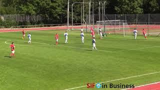 SønderjyskE - Silkeborg IF 1-3 (Højdepunkter)