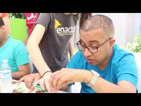 Enactus Puerto Rico 2017 - TEAMS WORK (Opening Ceremony )