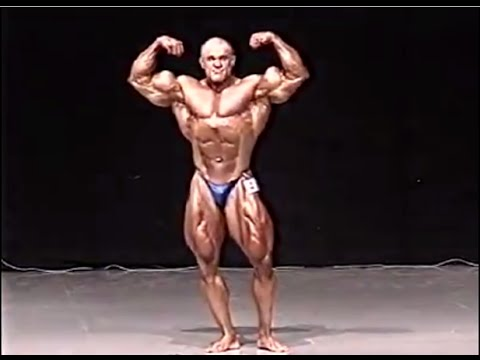 Marko Savolainen | Posing @ Helsinki Grand Prix 1997