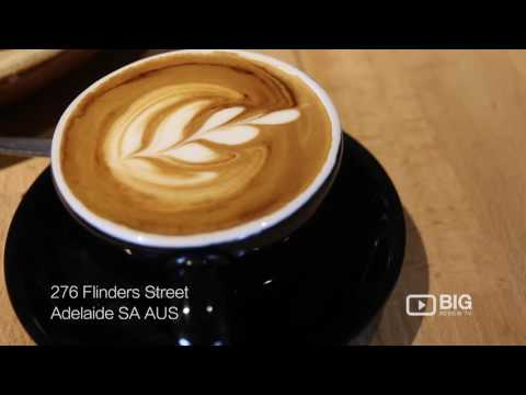 The Flinders Street Project a Coffee Shop in Adelaide servin