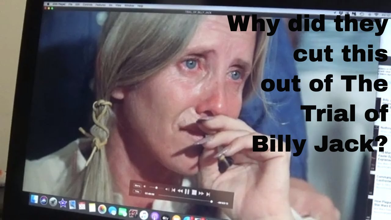 Download Why did they cut this out of The Trial of Billy Jack?