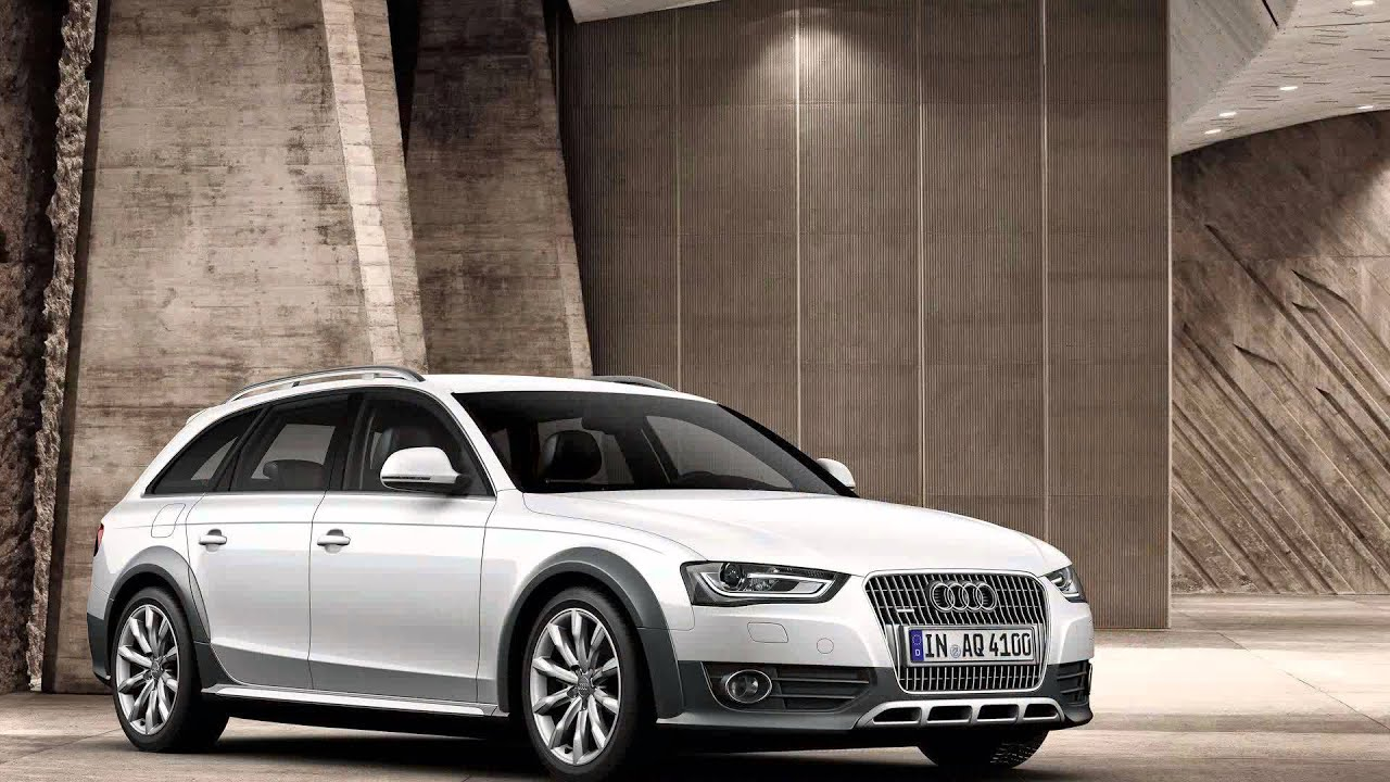 2015 audi a4 allroad youtube. Black Bedroom Furniture Sets. Home Design Ideas