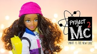 Project Mc2 BRYDEN BANDWETH Doll and Panda Speaker Experiment. Unboxing and Review.