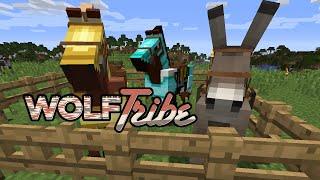 WOLFTribe Vanilla Minecraft SMP 02 - Speedy Delivery