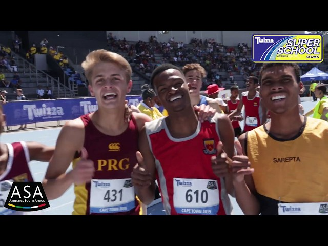 Twizza Super School Series Greenpoint Stadium Highlights Video
