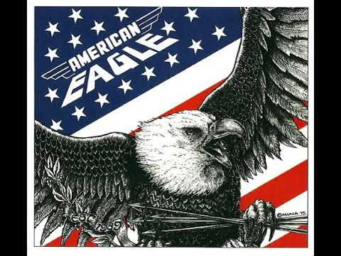 American Eagle - American Eagle EP(Full EP - Released 2015)