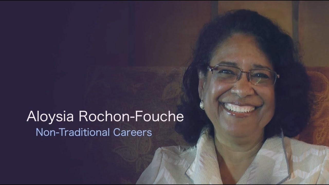 aloysia rochon fouch eacute non traditional careers aloysia rochon foucheacute non traditional careers