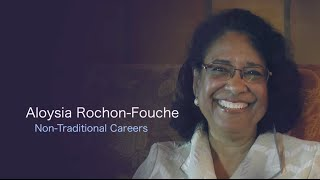 Aloysia Rochon Fouch - Non-Traditional Careers