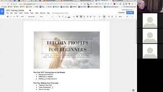 Bitcoin Trade Training Part 2