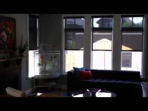 Insolroll Interior Solar Shades Youtube