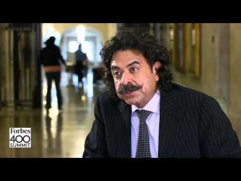 Billionaire Shahid Khan Talks Philanthropy