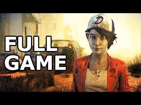The Walking Dead: The Telltale Definitive Series Season 3 - Full Game Walkthrough Gameplay & Ending