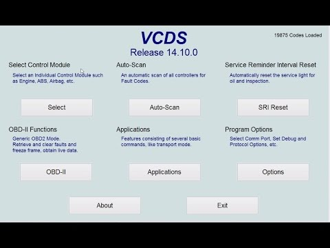 2019 VCDS guide: Change the display language in any VW, AUDI, SEAT or SKODA