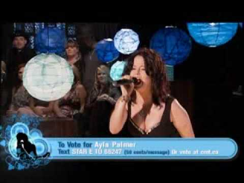 CMT Karaoke Star Finals Ayla June Palmer