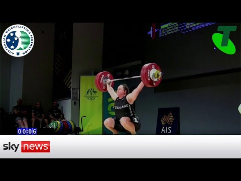 Tokyo 2020: First transgender athlete selected for the Olympic Games