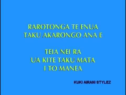 COOK ISLAND KARAOKE - RAROTONGA TE ENUA