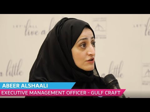Gulf Craft At The 2019 Dubai Boat Show Press Conference