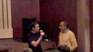 """Lloyd Kaufman at """"Poultrygeist"""" Q&A session   [part 1/2]"""