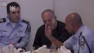 وصول شكيب شنان وعفيف ستاوي لمكان مقتل الشرطيين كميل وهايل ومقابلة قائد الشرطة
