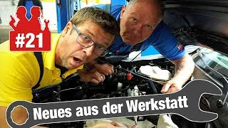Einspritzdüse im 1er BMW sprudelt wie verrückt & ein 5er BMW wird nicht richtig warm