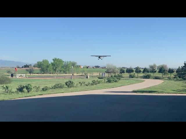 Parkland Airport Very Short Landing RWY 17