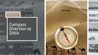 Sholat Times Qibla Azan Parayer Muslim Adhan Accurate Alarm Reminder App