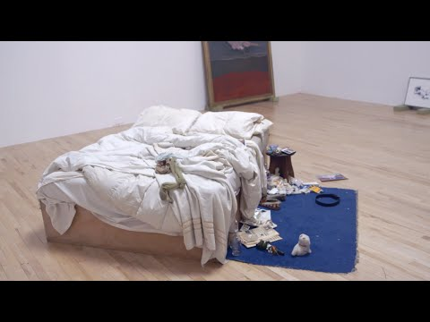 Tracey Emin's My Bed at Tate Britain