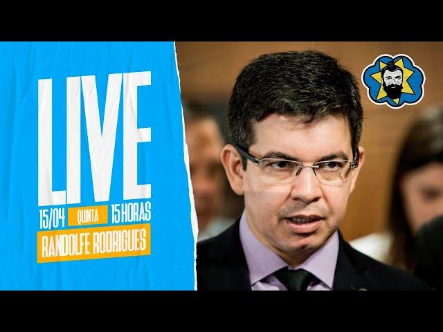 LIVE: Randolfe Rodrigues responde se sai na mão com Bolsonaro | Galãs Feios