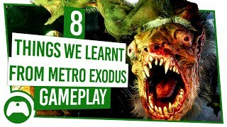 8 Things We Learnt From Metro Exodus' Breathtaking Gameplay (4K)
