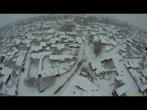 Белогорск, Крым, зима 2019