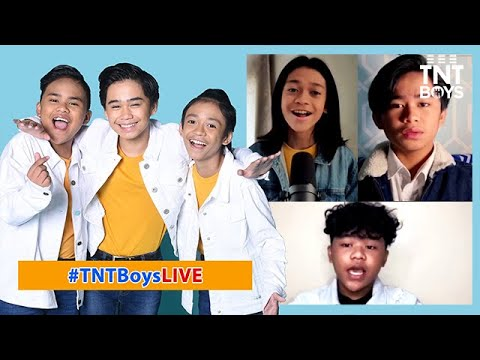 Lay Me Down - TNT Boys | TNT Boys Live!
