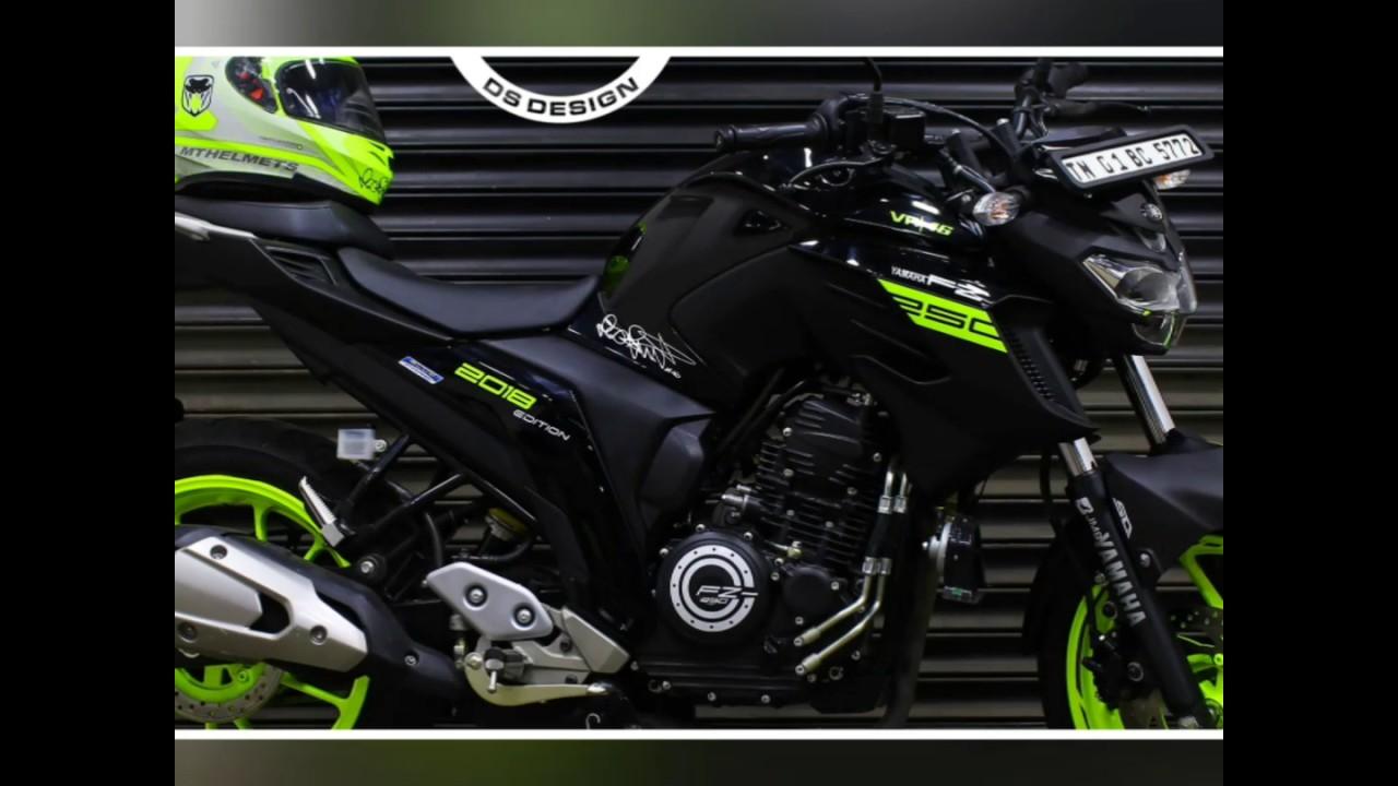 Yamaha R Decals