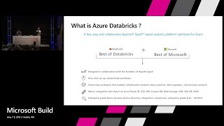 Leveraging Azure Databricks to minimize time to insight by combining Batch and Stream