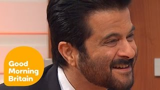 Anil Kapoor Thinks 24 Remake Is Relevant To India | Good Morning Britain
