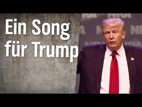 Dieser Hampelmann hier - Ein Song für Donald Trump | extra 3 | NDR