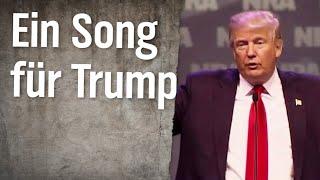 Dieser Hampelmann hier – Ein Song für Donald Trump