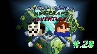 Minecraft: Gamer Druids EP 28:Drunk and Jobless!