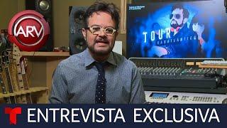 Aleks Syntek aclara en exclusiva dudas sobre la polémica del reggeaton que lo rodea | Al Rojo Vivo