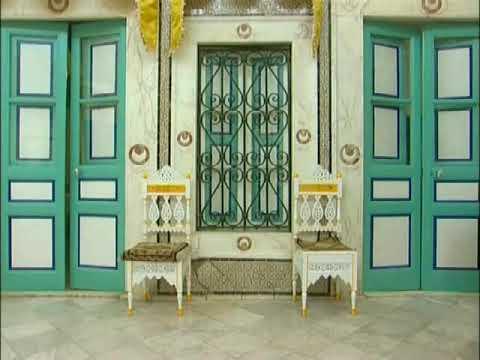 maisons de tunisie la m dina de tunis part2 youtube. Black Bedroom Furniture Sets. Home Design Ideas