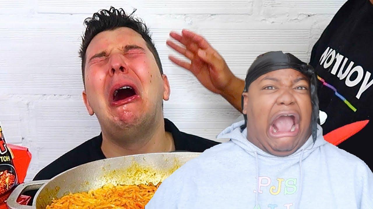 Nikocado Avocado Comes Over And Tells  Me That Orlin Served Him Divorce