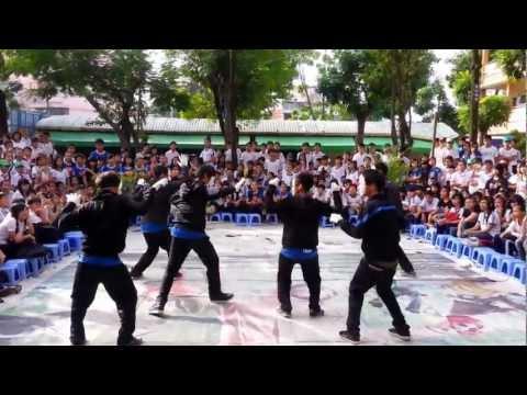 9/12 Võ Thành Trang dance-10/11.2012