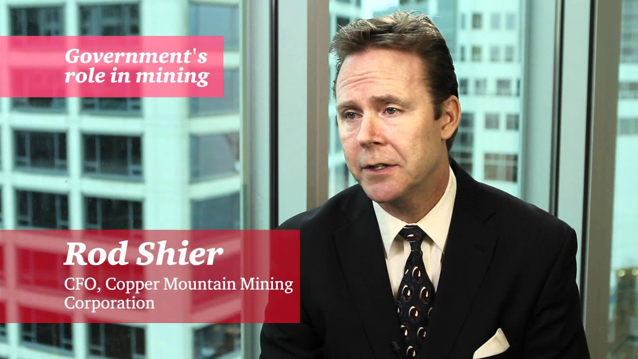 The Mining industry in British Columbia 2011