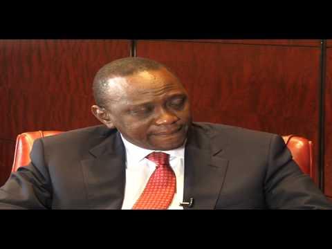 President Uhuru Kenyatta Interview