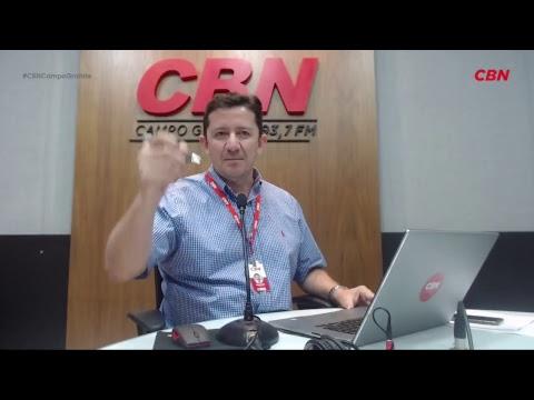 CBN Campo Grande (20/08/2018) - com Otávio Neto e Lucas Mamédio