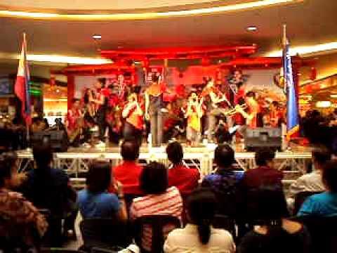Sun Yat Sen HS Iloilo Band @ SM City