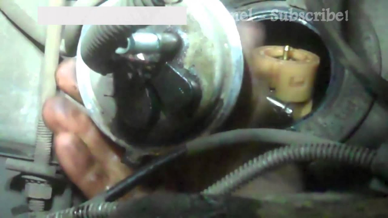 fuel pump replacement jeep cherokee part 1 install remove replace [ 1280 x 720 Pixel ]